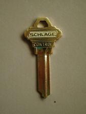 """Schlage Control Key """"E"""" Keyway"""