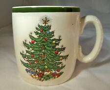 VINTAGE CUTHBERTSON CHRISTMAS TREE COFFEE or HOT COCOA MUG!