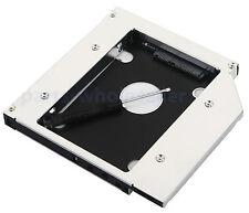 Seconda 2nd Hard disk HDD SSD Caddy Adattatore Bay Per Acer Aspire 6530 6930