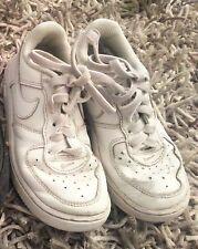 Lotto 79 stock 2 paia scarpe bimbo bambino ginnastica nike e altro bianco n.29