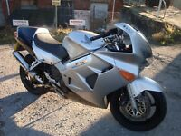 1999 HONDA VFR 800 - PROJECT - NICE EASY WINTER PROJECT