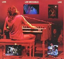 LEE MICHAELS - LIVE USED - VERY GOOD CD