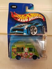 Hot Wheels 2003 Crazed Clowns Tropicool #099 Green Factory Sealed