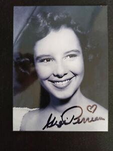 "Gigi Perreau ""US-Kinderstar - *1941"" original Autogramm - signed"