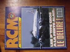 $$n Revue RCM N°88 Ferte Alais  Super Tigre S 61  MC 16 Graupner  Cessna 177