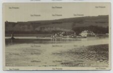 More details for dunbartonshire postcard rosneath from row point nbr paddle steamer clyde 1900s