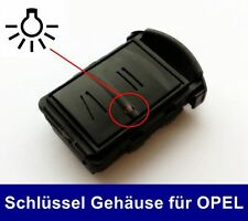 car key case for Opel CORSA C 1,0 1,2 1,4 1,8 16V 1,7 CDTI 1,7D 1,7DI