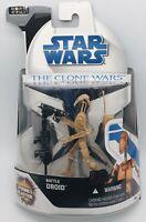 Star Wars The Clone Wars Clone Battle Droid #7 Hasbro Japan Market