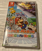 Paper Mario: The Origami King -- Nintendo Switch, 2020 [BRAND NEW]