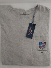Vineyard Vines Shirt Men's SS Graphic T Shirt Ohio State Icon New 2XL