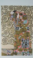 """Gustav Klimt """" Erfüllung """" Kunstdruck Galerie Welz G-757"""