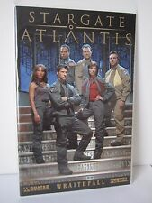 Stargate Atlantis Wraithfall issue 1 Team Photo Avatar Pulsar Comic