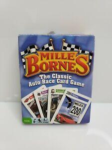 Hasbro Mille Bornes The Classic Card Game Complete 2008