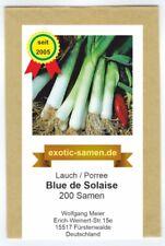 Lauch Porree *Herbstriesen* 70 Samen *Gesundes Gemüse /& Gewürz *Lauchsamen