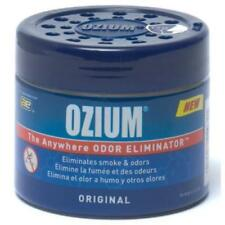 Ozium Mfr # 804281 Odor Eliminating Gel,Navy 4.5 oz 2Pack