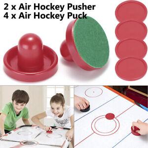 Accuni Binglinghua 10Pcs 2 inch Mini Air Hockey Table Pucks 50mm Puck Children Table