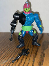 Vintage Masters Of The Universe - 1981 He-Man Trap Jaw Action Figure- NICE!!