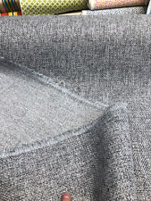 Callamezzo Steel Chenille Basketweave Upholstery fabric by the yard Multipurpose