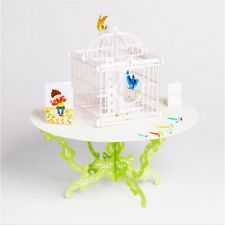 Birdcage 3D Laser Cut Pop Up Paper Crafts  Display Greeting Cards Post Cards