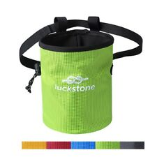 Outdoor Climbing Magnesium Powder Bag Waterproof Big-mouth Bag Multi-color 1PC
