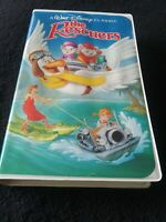The Rescuers (VHS, 1992) The classics Black Diamond And The Rescuers Down Under