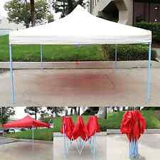 Canopy Tent 10x10 Commercial Fair Shelter Car Shelter Wedding Beach - White