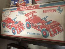 4e3cbdca9c Auto A Pedali Vintage Ferrarri Biemme Ferrarina