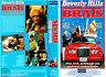 "VHS - "" Beverly Hills BRATS "" (1989) - Burt Young - Martin Sheen - Terry Moore"