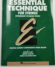 Essential Technique for Strings (Teachers Manual)