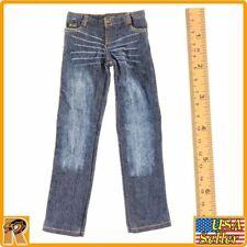 CEN-M08 - Mens Blue Jeans Pants - 1/6 Scale - Toy Center Action Figures