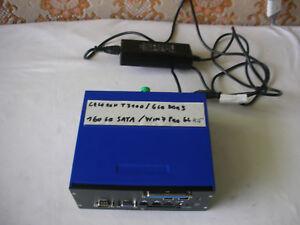 Adlink EOS-1010/M4G-PPT/M20 MX20/Celeron T3100/6gb ddr3/160gb HDD SATA