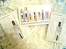 2 Clinique Universal Face Super Primers & Free Complimentary Consultation Card