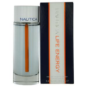 Nautica Life Energy By Nautica Edt Spray 3.4 Oz