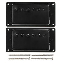 Electric Guitar Humbucker Pickups Set For Guitar Parts Black
