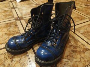 Combat Grinder's Boots Grinders