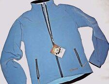 Cloudveil women's Blue Phelps Cyclone Soft Shell Serendipity Jacket size Medium