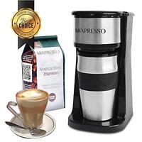 Single Serve Coffee Maker Cup Automatic Coffee Brew Machine With Personal Mug