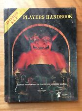Dungeons And Dragons Advanced Players Handbook 1978 TSR Games