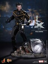 Hot Toys X-Men Last Stand WOLVERINE 1/6 Scale MMS187 Hugh Jackman New! Sealed!