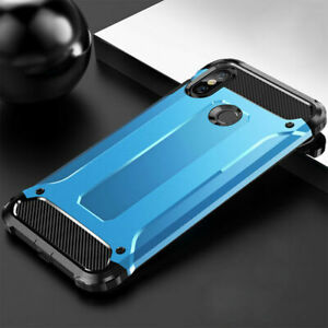 Case For Xiaomi Redmi 8A Note 8 9S 10S Pro Hybrid Rugged Armor Shockproof Cover