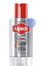Alpecin TUNING Shampoo 200ml. Rafforzante naturale colore dei capelli