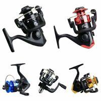 Ultra-light 3BB Ball Bearing Spinning Fishing Reel High Speed Gear Reel #UK