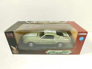 Woodward Dream Cruise 1968 Shelby GT-500KR Road Signature 1:18 Signed Edsel Ford