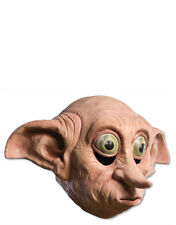 Harry Potter Costume Accessoire, homme Dobby Full Mask