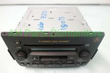 2002 Acura MDX Touring Navigation CD Radio DISC CHANGER 39100-S3V-A32ZA