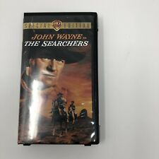 The Searchers (VHS 1998) SPECIAL EDITION John Wayne Preowned 16333