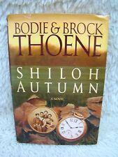 1996 Shiloh Autumn A Novel by Bodie & Brock Thoene Hardback Book, Fiction