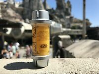 Yellow Kyber Crystal - Disneyland Star Wars Galaxy's Edge
