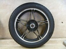 Honda 500 FT ASCOT FT500 Used Rear Wheel Rim 1983 HB171 HW137