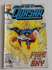 Quasar #34 May 1992 Marvel Comics